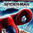 Spider-Man: Edge of Time (Sony PlayStation 3, 2011) NO MANUAL