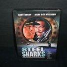 Steel Sharks (DVD, 2006) GARY BUSEY,BILLY DEE WILLIAMS