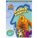 Bear in the Big Blue House - Dance Party! (DVD, 2004)