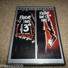 FRIDAY THE 13TH UNCUT/FRIDAY THE 13TH PART 2 DVD