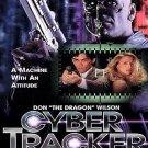 Cyber Tracker (DVD, 1998) RICHARD NORTON