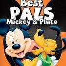 Classic Cartoon Favorites - Best Pals Mickey & Pluto - Vol. 12 (DVD, 2006)