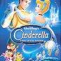 DISNEY Cinderella (DVD, 2005, 2-Disc SP ED DVD Platinum Collection)