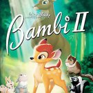 DISNEY Bambi II (DVD, 2006) W/SLIP COVER