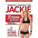 Personal Training with Jackie: Xtreme Timesaver Training (DVD, 2010)