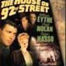 The House on 92nd Street (DVD, 2005) WILLIAM EYTHE