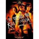 Kalifornia (DVD, 2000) JULIETTE LEWIS,BRAD PITT