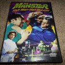 The Manster HALF MAN-HALF MONSTER (DVD, 2003) PETER DYNELEY