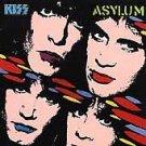 Asylum by Kiss (Cassette, Sep-1990, Mercury) COMPLETE