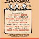 Sandwiches That You Will Like (DVD, 2003)