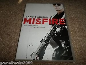 Misfire (DVD, 2014) VANESSA VASQUEZ,GARY DANIELS
