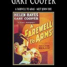 Gary Cooper Double Feature: A Farewell to Arms/Meet John Doe (DVD, DVD Double...