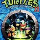 Teenage Mutant Ninja Turtles 2 / II - The Secret of the Ooze (DVD, 2002)