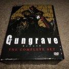 Gungrave - The Complete Series (DVD, 2009, 7-Disc Set, Thinpak)