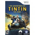 Adventures of Tintin: The Game (Nintendo Wii, 2011) COMPLETE