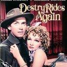 Destry Rides Again (DVD, 2003) JAMES STEWART,MARLENE DIETRICH