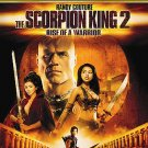 The Scorpion King 2: Rise of a Warrior (Blu-ray Disc, 2008) RANDY COUTURE W/SLIP