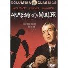 Anatomy of a Murder (DVD, 2000) JAMES STEWART