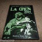 LA OPEN 2004 X BALL/10 MAN 2004 EXTREME PAINTBALL DVD