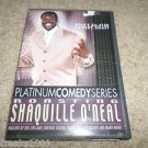PLATINUM COMEDY SERIES ROASTING SHAQUILLE O NEAL (DVD, 2002)
