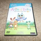 LITTLE STEPS WILD ANIMAL BABY FLYING WHALES & OTHER STORIES IZZY THE OWL DVD