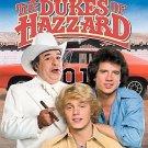 Dukes of Hazzard - The Complete Fourth Season (DVD, 2005, 9-Disc Set) NO SLIP