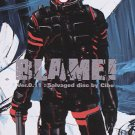 Blame! - Ver.0.11: Salvaged Disc by Cibo (DVD, 2005)