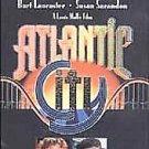 Atlantic City (DVD, 2002) SUSAN SARANDON,BURT LANCASTER RARE OOP