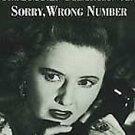 Sorry, Wrong Number (DVD, 2002) BURT LANCASTER