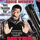 Metro (DVD, 1998, Widescreen) EDDIE MURPHY