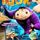 Igor (DVD, 2009,Widescreen/FULL SCREENS) CHRISTIAN SLATER,MOLLY SHANNON