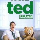 Ted (DVD, 2012, UNRATED) MARK WAHLBERG,MILA KUNIS