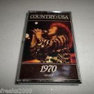 TIMELIFE COUNTRY USA 1970 CASSETTE COMPLETE