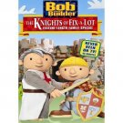 Bob the Builder - The Knights of Fix-A-Lot (DVD, 2003) W/SLIP COVER