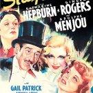 Stage Door (DVD, 2005) GINGER ROGERS,KATHERINE HEPBURN