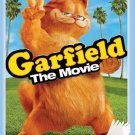 Garfield the Movie (DVD, 2009) BRECKIN MEYER W/SLIP COVER