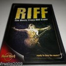 RIFF THE MUSIC TRIVIA DVD GAME