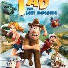 Tad, the Lost Explorer (DVD, 2014)