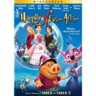 Happily N'Ever After (2-DISC DVD/CD-ROM, 2007, Widescreen) SARAH MICHELLE GELLAR
