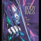 JOHN CARPENTER PRESENTS Body Bags (DVD, 2000)  **RARE**