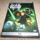 STAR WARS RETURN OF THE JEDI VI WIDESCREEN DVD OUT OF PRINT