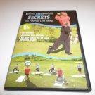 ROGER FREDERICKS REVEALS SECRETS TO POWERFUL GOLF SWING DVD
