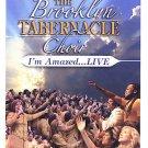 Brooklyn Tabernacle Choir - I'm Amazed...Live (DVD, 2006)