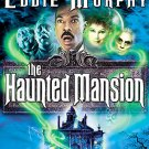 The Haunted Mansion (DVD, 2004, Widescreen Edition) EDDIE MURPHY