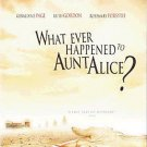 What Ever Happened to Aunt Alice? (DVD, 2004) GERALDINE PAGE RARE OOP