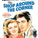 The Shop Around the Corner (DVD, 2002) JAMES STEWART,MARGARET SULLAVAN