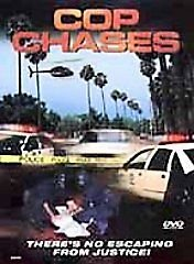 Cop Chases (DVD, 2000)