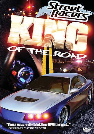 Street Racer - King of the Road (DVD, 2008)
