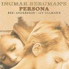 Persona (DVD, 2004, Special Edition) BIB ANDERSSON,LIV ULLMANN