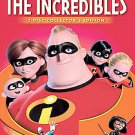 DISNEY The Incredibles (DVD, Widescreen)